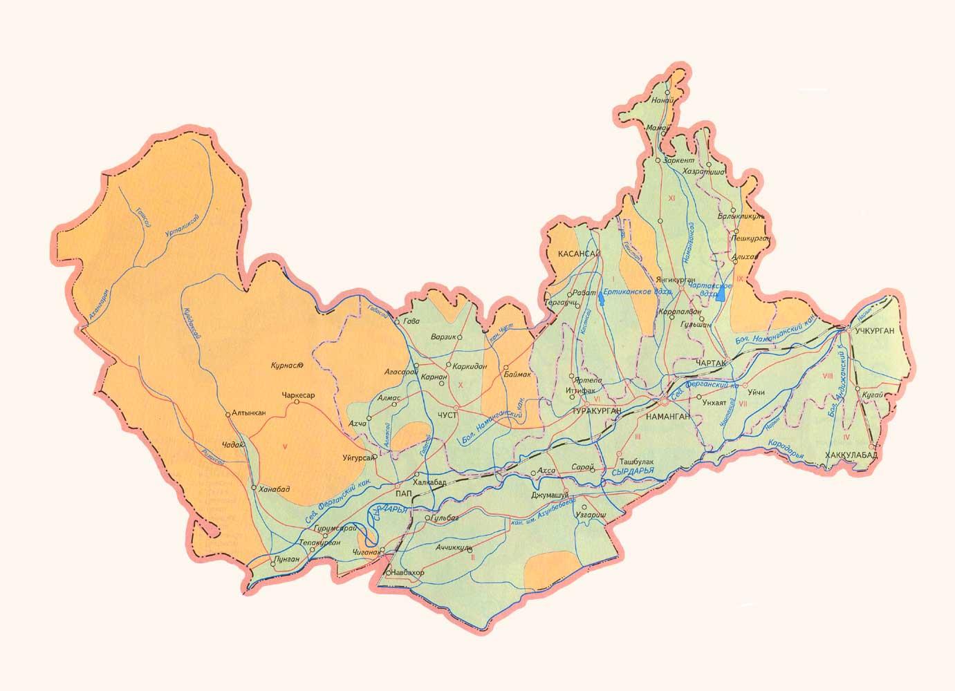 Координаты: 40 5800 с ш 71 3400 в д население: 432 000 человек (2006) часовой пояс: utc+5 автомобильный код